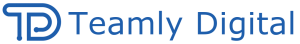 Teamly Digital Logo with text