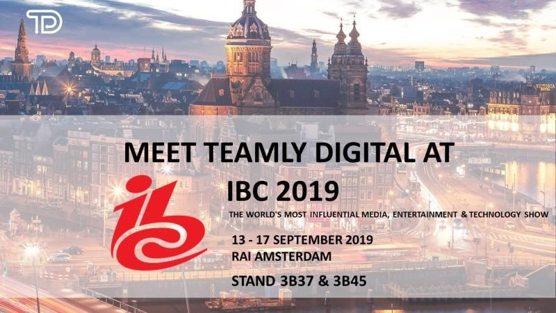 Teamly Digital IBC2019
