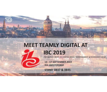 Teamly Digital IBC2019 - Thumbnail
